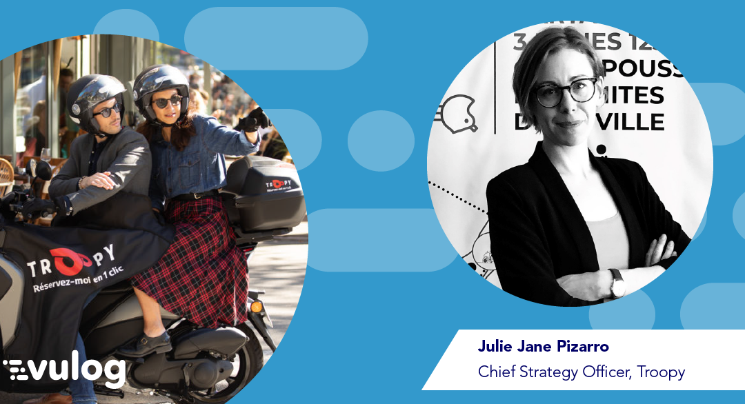 The Shared Journey: Julie Pizarro from Troopy